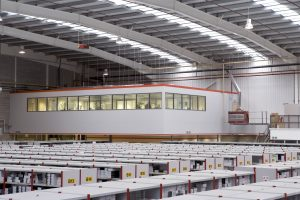 Mezzanine Flooring Office Solutions