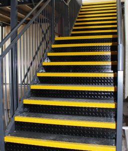 Mezzanine floor Staircases