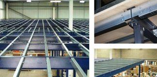 Mezzanine Floor Construction Midlands