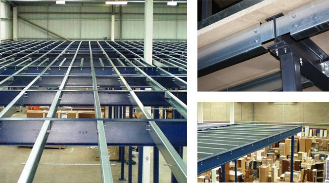 Our mezzanine flooring service total mezzanine floors for How to build a mezzanine floor in your home
