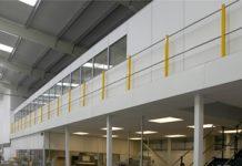 Mezzanine Floors Office Space UK