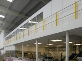 Mezzanine Floors Office Space UK