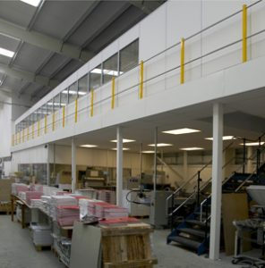 UK Mezzanine Flooring