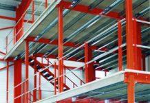 Two Tier Mezzanine Floors, Three Tier Mezzanine Floors Midlands