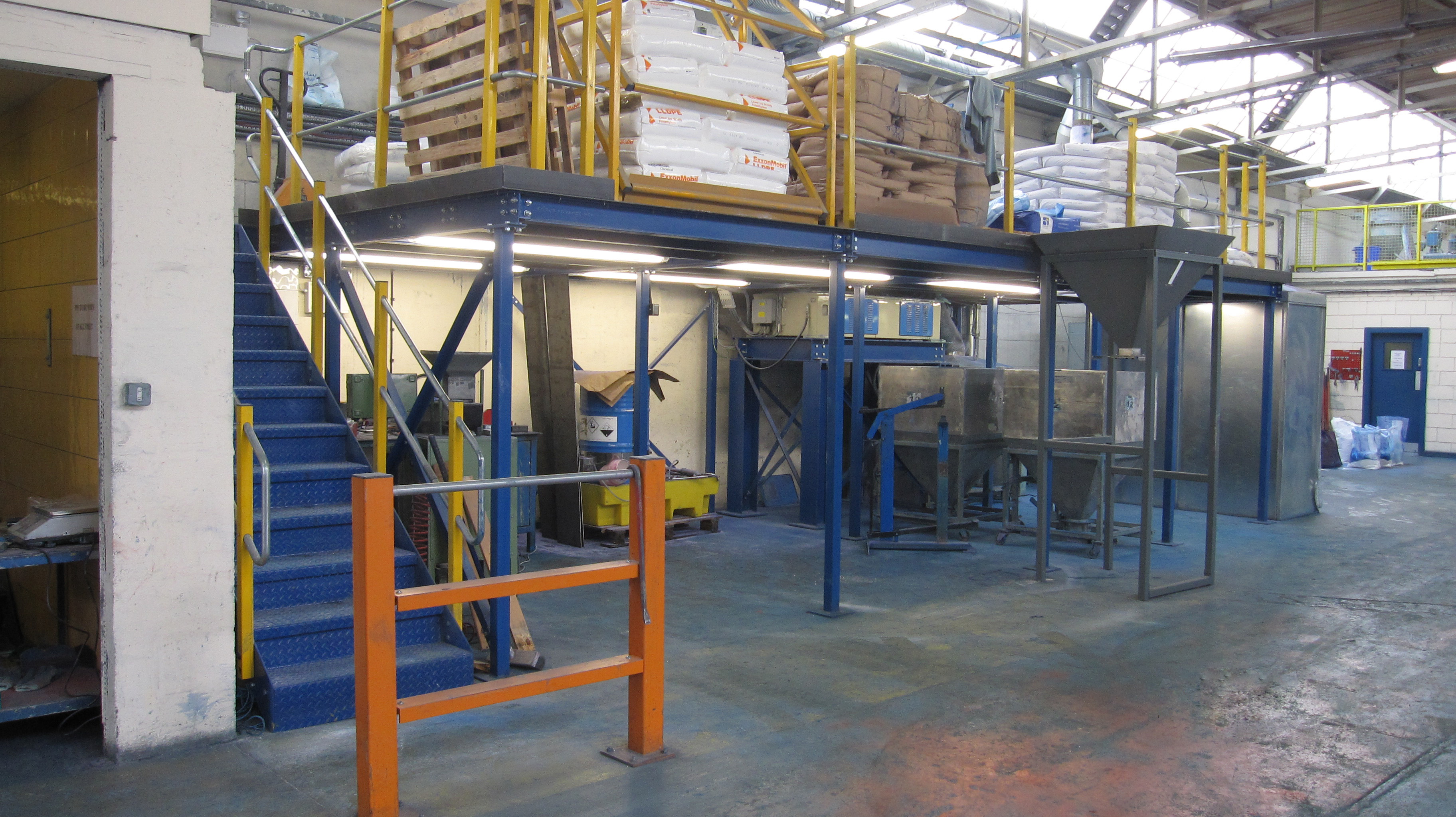 Small Mezzanine Floors